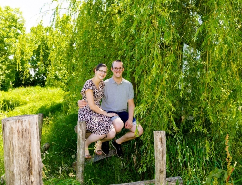 Stadspark van Sittard | Loveshoot Sjoerd & Kelly