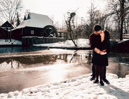 Loveshoot met Valentijnsdag